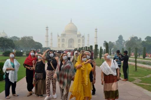 chine inde deces polution