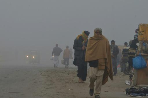 palistan pollution