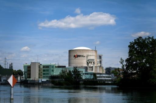 centrale nucléaire de Beznau