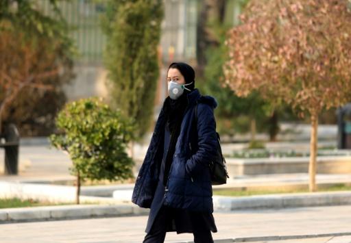 ecoles pollution iran