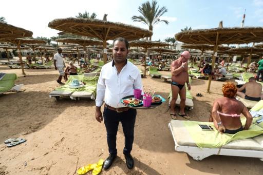 egypte plastique tourisme dechets