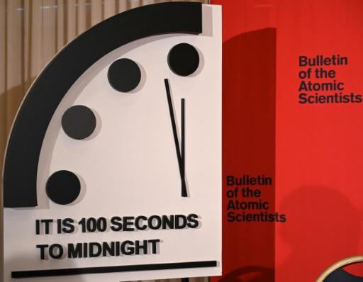 L'horloge de l'apocalypse,