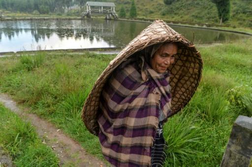 villageoise asie