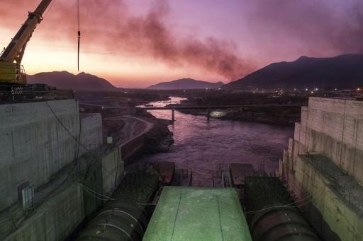 barrage éthiopie pénure electricité