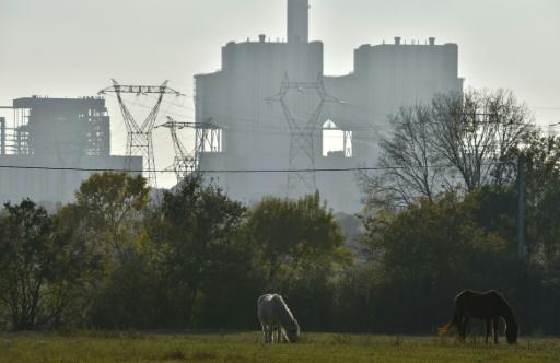 centrale à charbon de Cordemais