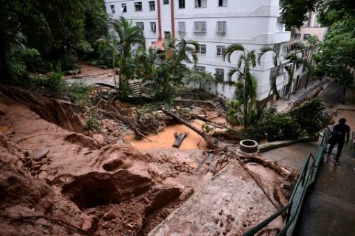 déluge brésil