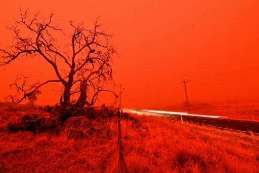 feux australie