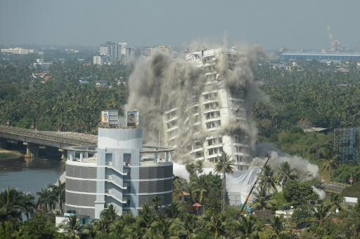 inde destruciton tourisme luxe