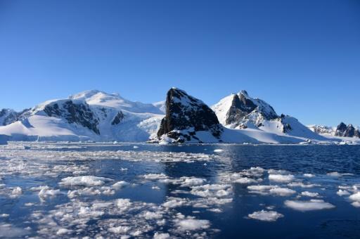 antarctique reccord temeprature