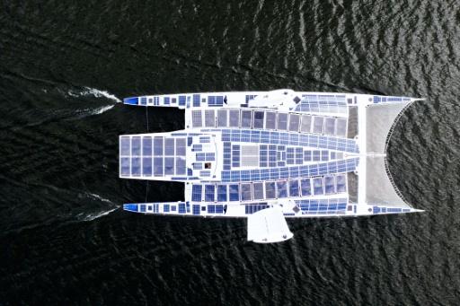 bateau laboratoire Energy Observer