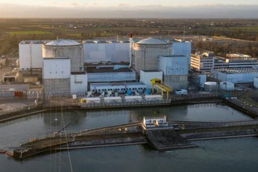 centrale nucléaire de Fessenheim,
