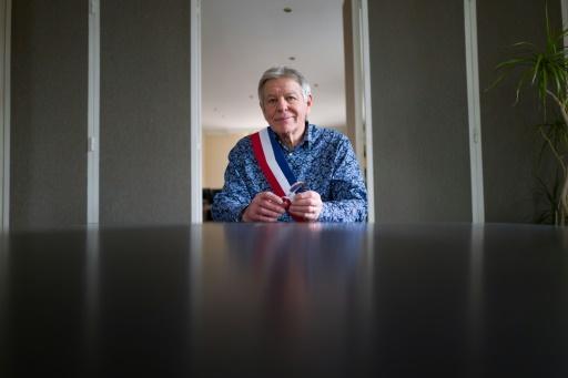 Jean-Claude Mensch, maire de Ungersheim