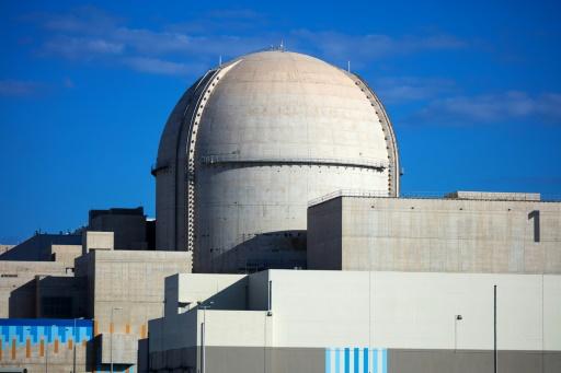 centrale nucléaire de Barakah