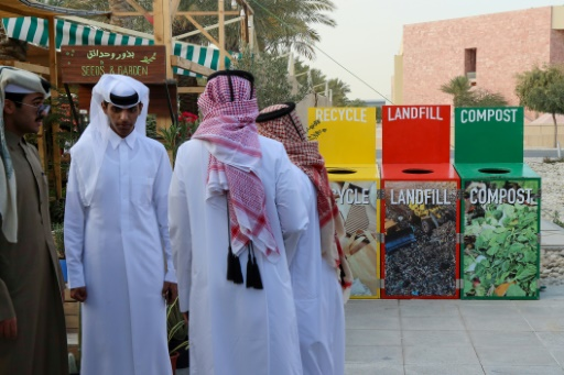 Qataris recyclage