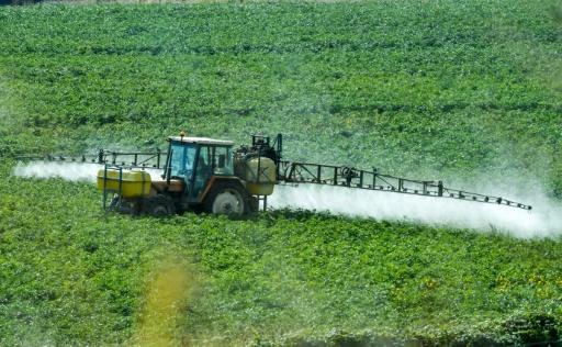 epandage pesticides