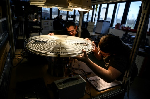 moteur photovoltaïque