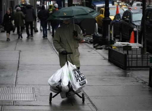 new york consumerisme sac plstique