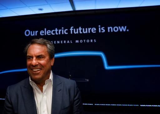 Mark Reuss, le PDG de General Motors