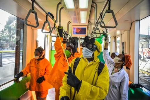 afrique confinement coronavirus