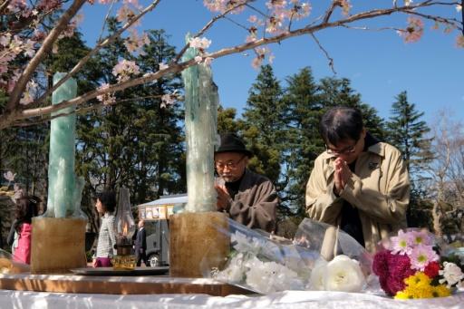 commemoration tsunami japon fukushima