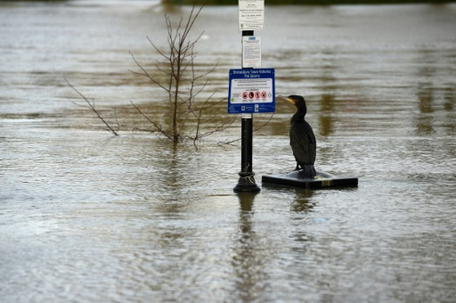 innondations uk