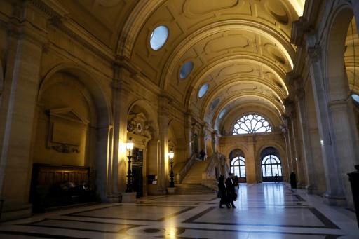palais de justice de Paris,