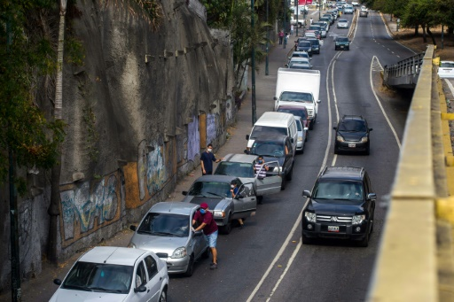 venezuela confinement covid penurie