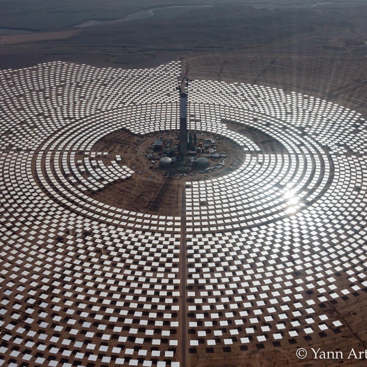 progressionelectricité renouvelabels dans le monde
