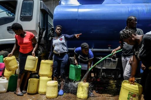 afrique dilemme virus faim malade