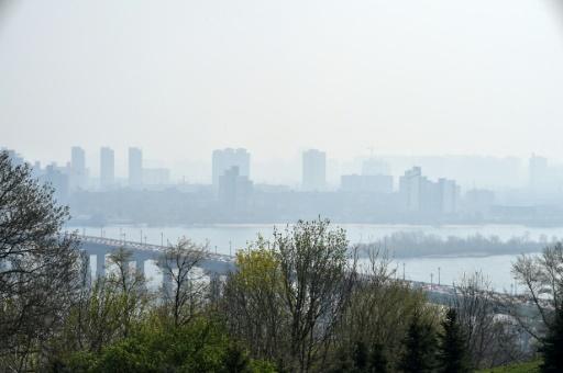 feux de foret tchernobyl