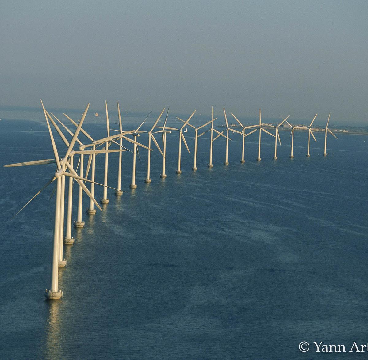 éoliennes Danemark
