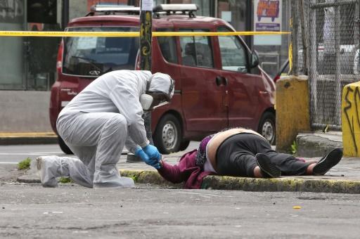 equateur effondremnt secteur publique de la santé