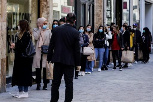 déconfinement shopping europe