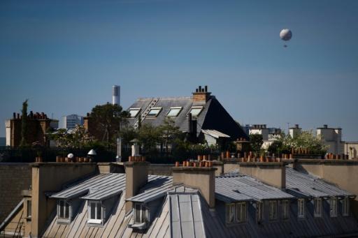 région parisienne amélioration qualite de l'air confinement