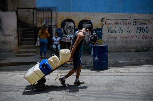 venezuela crise pauvreté eau