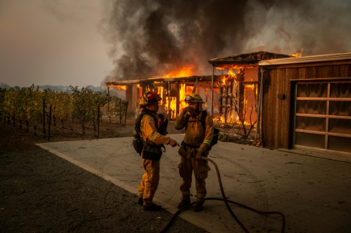pompiers americains
