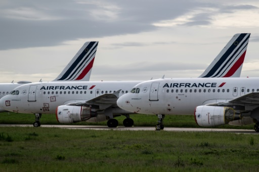 air france vol interieurs 2021