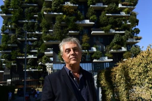 l'architecte et urbaniste italien Stefano Boeri nouvelle ere
