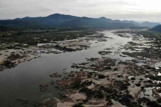 laos barrage mekong