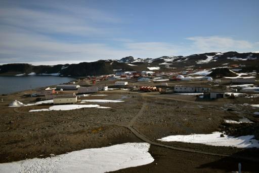 antarctique terre libre de coronavirus