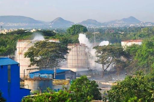 fuite de gaz inde