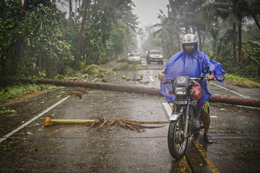 typhon philippines virus evacuations