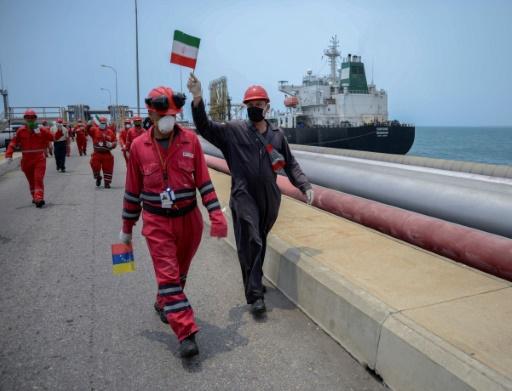 pétrolier venezuela