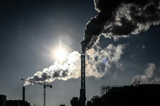 centrale, réchauffement climatique