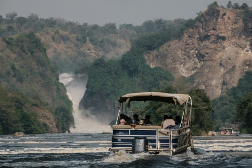 barrge controversé Murchison Falls ouganda