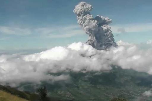 Merapi volcan