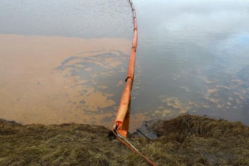 pollution arctique russie