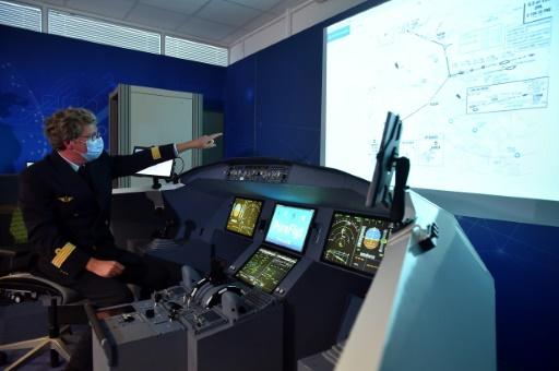 flight management system thales