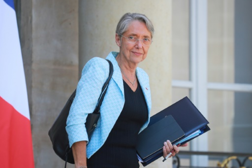 ministre de la Transition écologique, Elisabeth Borne