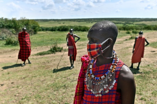 communauté masaï